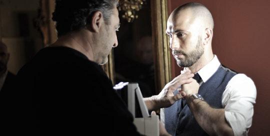 ARTE Portrait Performance M.Galimberti e Marco Di Vaio